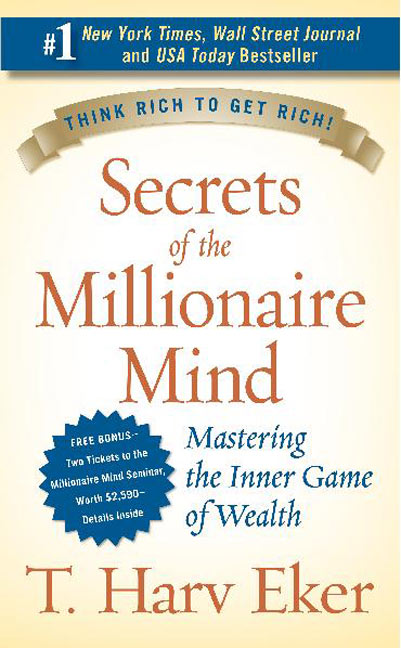 The secrets of the millionaire mind book