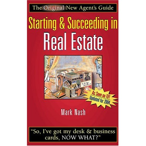 Starting & Succeeding in Real Estate
