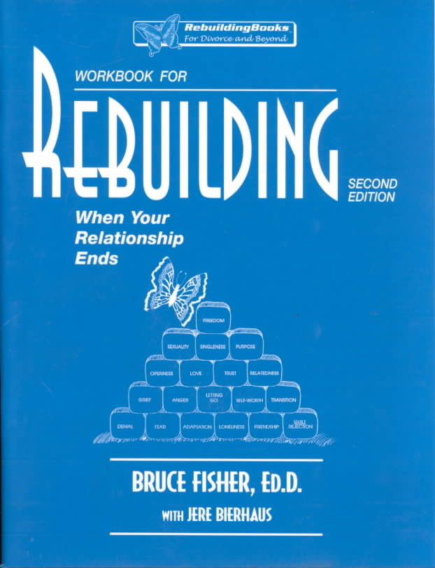rebuilding when your relationship ends summary