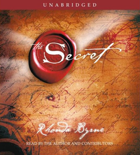 The Secret: Unabridged 4-CD Set Audiobook