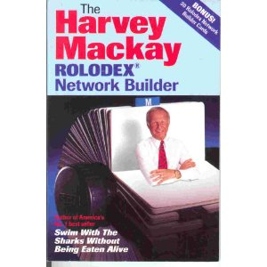 The Harvey Mackay Rolodex Network Builder